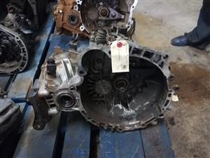 HYUNDAI GETZ GEARBOX FOR SALE USED
