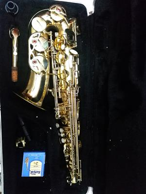SantaFe alto sax for sale.