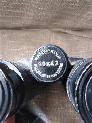 Nikon Rudolph Binoculars