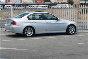 2006 BMW 3 Series sedan 320i SPORT LINE A/T (G20)