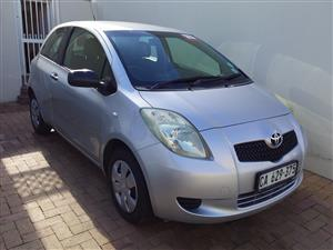 2008 Toyota Yaris hatch YARIS 1.5 SPORT 5Dr