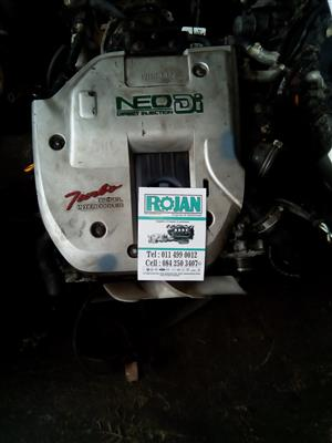 NISSAN ZD30 T ENGINES FOR SALE