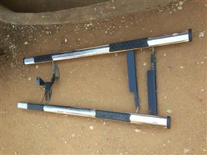 IX35 running boards/ sidesteps