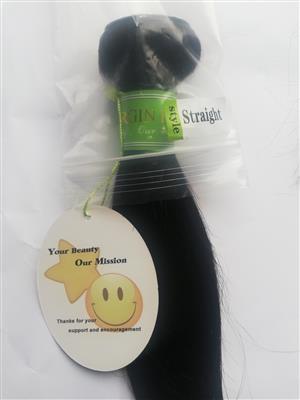 Brazilian Hair and silicon serum