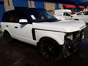 2012 Land Rover Range Rover Autobiography SDV8