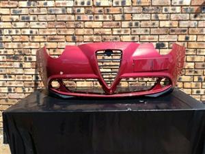 Alfa Mito Front Bumper