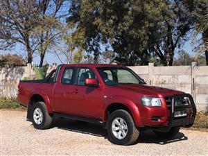 2008 Ford Ranger 3.0TDCi Hi trail XLT