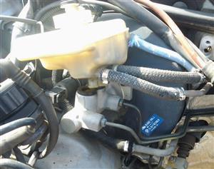 BMW E36 316i 90-00 Brake Booster,Brake Fluid Bottle &Brake Master Cylinder