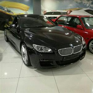 2013 BMW 6 Series coupe 650i COUPE M SPORT A/T (F13)