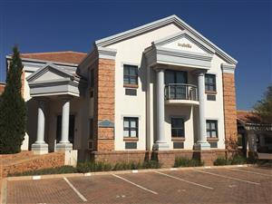 AFFORDABLE OFFICE SPACE TO LET IN HIGHVELD CENTURION!!