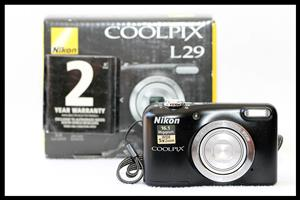 Nikon COOLPIX L29 Compact Digital