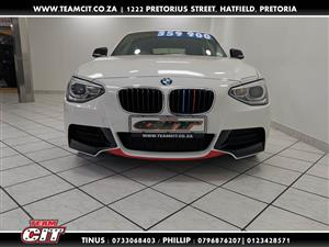 2014 BMW 1 Series 135i convertible M Sport auto