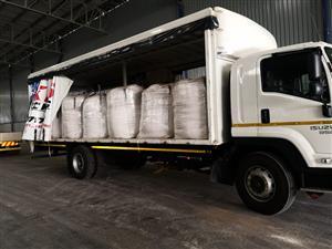 8 ton trucks available for hire hazchem compliant