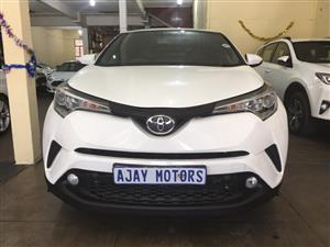2014 Toyota C-HR 1.2T Plus auto