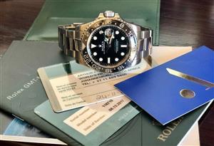 TheWatchGirl:Rolex GMT Master 2