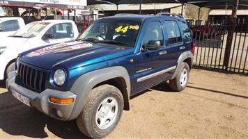 2018 Jeep Cherokee 3.7L Sport