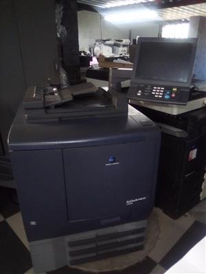 Konica Minolta C6000 Production copier