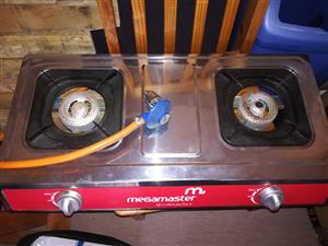 Megamaster gas stoof te koop