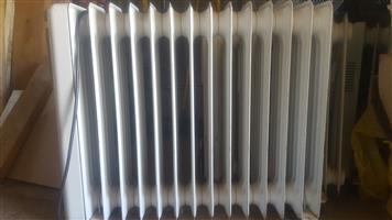 14 Fin Oil Heater