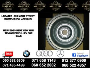 Mercedes benz m111 tensioner pulley for sale