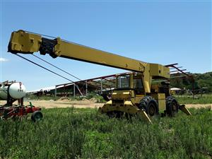 Clark 10 Ton all terrain 4x4 Crane for Sale