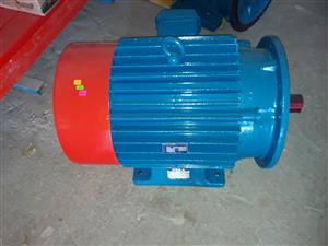 Electric motor 37 kw with certificate