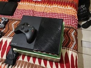 Xbox one 500gb console includes all cables and 1 control price R2800