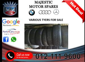 Mercedes benz tyers for sale