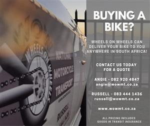 National Motorcycle Transport