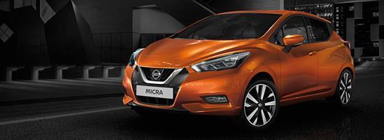 2019 Nissan Micra 1.2 Visia