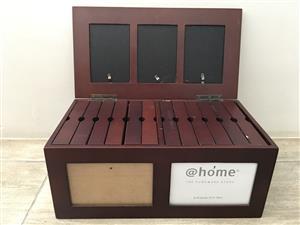 @home Photo Album Box