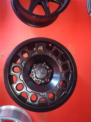 """New Bakkie Mag/Rims 18"""" Rims for a very affordable price"""