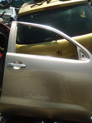 We Have A Toyota Fortuner Right Front Car Door For Sale