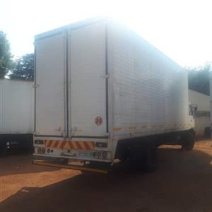 Truck/Bakkie & Trailer for Hire