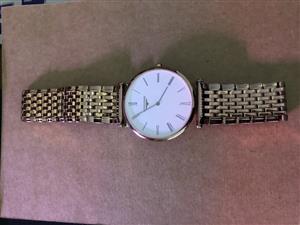 Longines Le Grande Classique Gold Watch