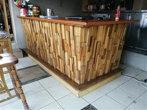 Wooden Bar for sale
