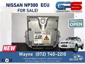 Nissan NP300 - NEW ECU FOR SALE!