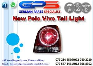 New VW Polo Vivo Tail Light for Sale