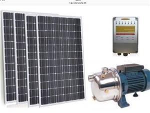 Solar circulation pumps