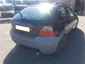 MG Rover Streetwise 2.0 TDCI 2005 stripping for spares.