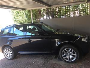 2008 BMW X3 xDrive20d