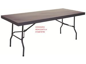 Steel trestle table rand New