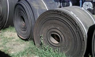 Used Conveyor Belting Supplier