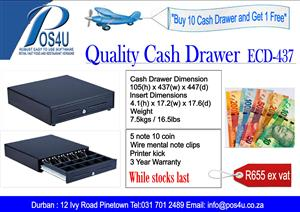 Point of Sale Cash Drawers FOR SALE !!!