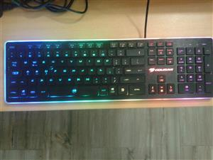 Cougar Vantar RGB gaming keyboard