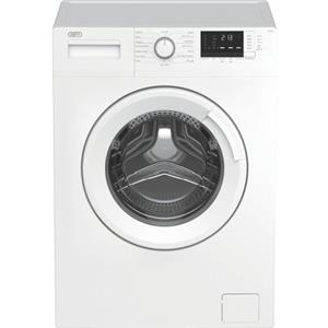 BRAND NEW Defy 383 7kg front loading washing machine in packaging material.