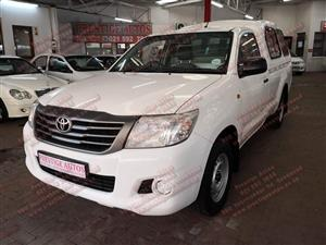 2012 Toyota Hilux 2.0