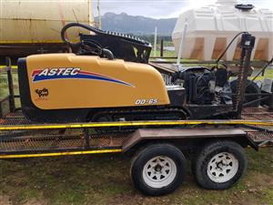 Astec DD65 (D6) directional drill setup for sale