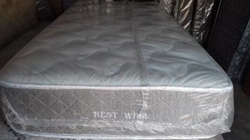 Vita Foam Rest Well Heavy Duty Single Mattress