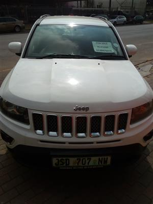 2014 Jeep Compass 2.0L Limited auto